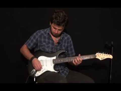 Cort G110-2T Electric Guitar (Sunburst)