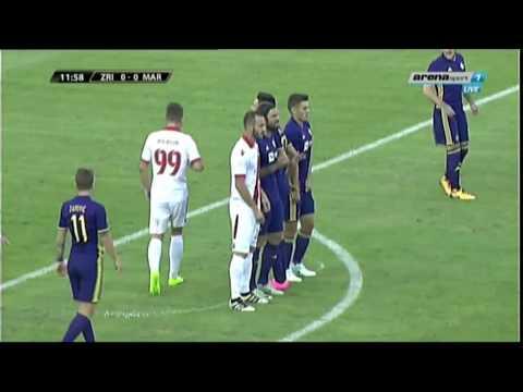 Zrinjski Mostar vs NK Maribor