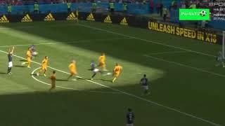 فرنسا استراليا كأس العالم 2018     -