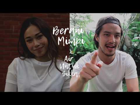 Morgan Oey & Ayla Dimitri Dukung Berani Mimpi: Air untuk Sikka
