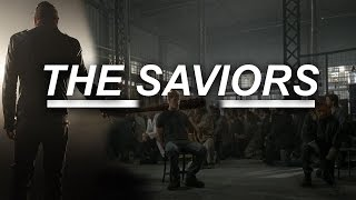 The Walking Dead | The saviors