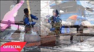 """Ly kỳ nghề """"v.ớ.t vàng tr.ắ.ng"""" ban đêm nổi lên mặt biển ở Quảng Ninh"""