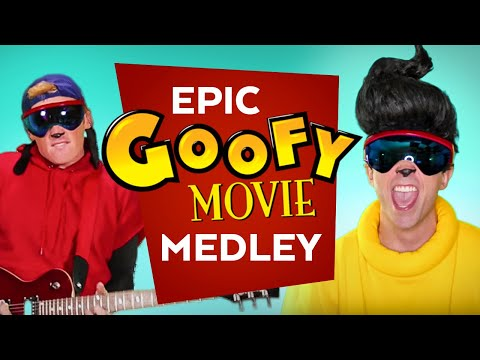 Epic Goofy - Peter Hollens