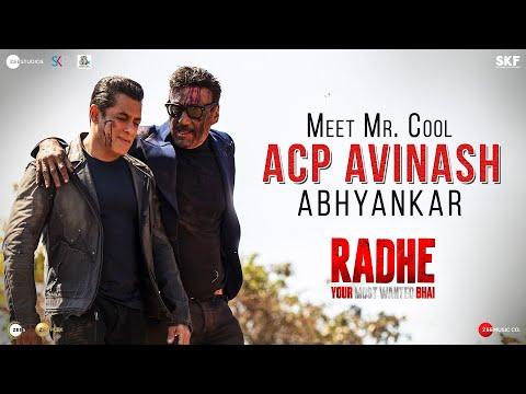 Salman Khan's Radhe: Meet Mr Cool ACP Avinash Abhyankar played by Jackie Shroff