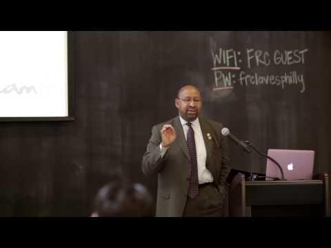 Philadelphia's Mayor Nutter: DreamIt Philly 2015 Demo Day Remarks