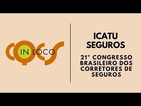 Imagem post: Icatu Seguros no 21º Congresso  Brasileiro dos Corretores de Seguros