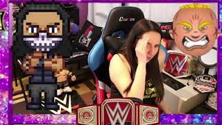 Roman Reigns vs Brock Lesnar | WM34 Reaction
