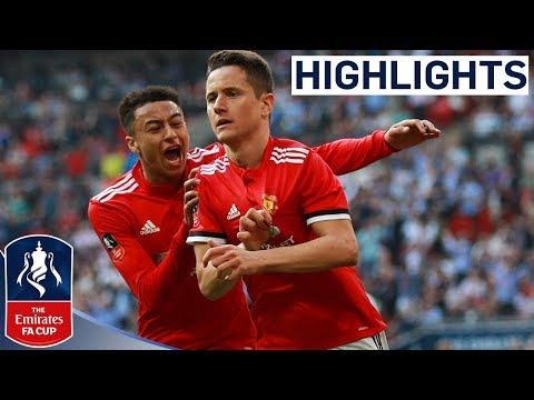 Manchester United 2-1 Tottenham   Herrera Wins it For United!   Emirates FA Cup Semi Final