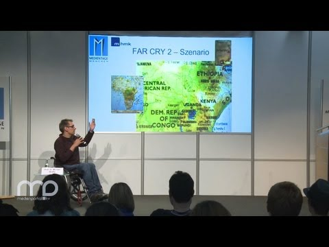 Vortrag: Vom Kopf in den Bildschirm - Wie mache ich ein Spiel