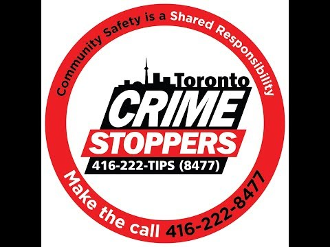 2019 TORONTO CRIME STOPPERS ABOUT US VIDEO