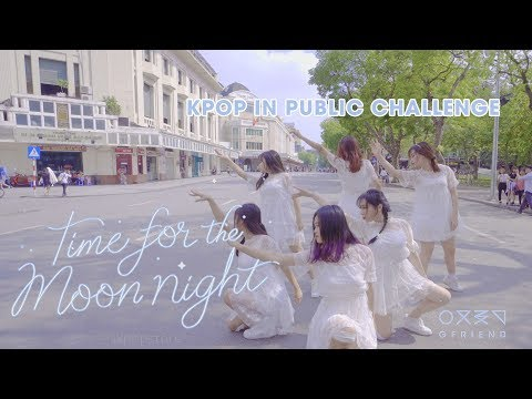 [KPOP IN PUBLIC] GFRIEND(여자친구) _ Time for the moon night(밤) Dance Cover By M.S Crew From Vietnam