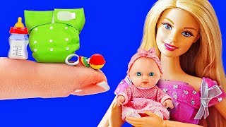 33 DIYs AND CRAFTS FOR YOUR BARBIE DOLL
