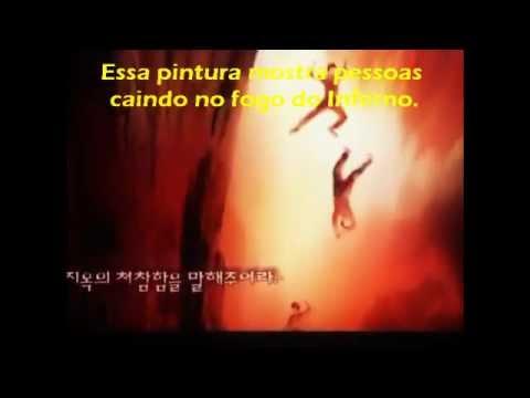 Não vá para o Inferno; Don´t go to Hell.