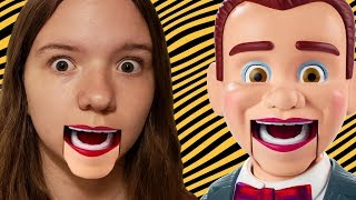Toy Story 4 Benson Dummy Turned ME Into A Dummy!