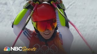 Mikaela Shiffrin wins giant slalom gold medal (FULL RUN)