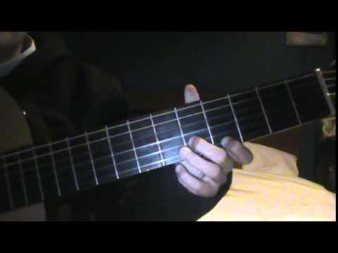 Como tocar cueca chilena en guitarra acústica