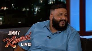 DJ Khaled on Son Asahd & Top Secret Music Video