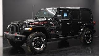 2021 Jeep Wrangler Rubicon Unlimited - Walkaround in 4k