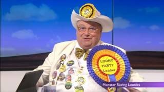 GE2017: Monster Raving Loonies have the best manifesto