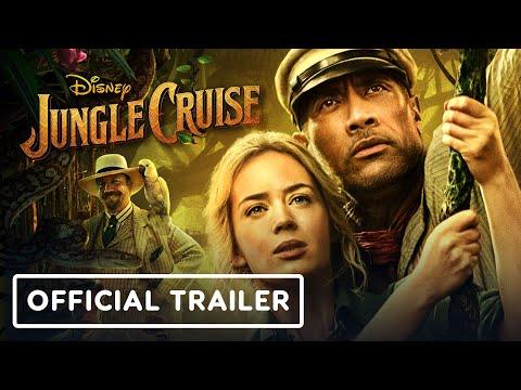 Jungle Cruise - Official Trailer 2 (2021) Dwayne Johnson, Emily Blunt