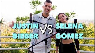 Justin Bieber vs. Selena Gomez (SING-OFF)