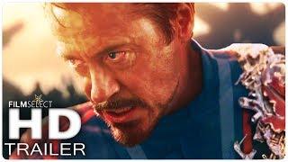AVENGERS INFINITY WAR Extended Trailer (2018)