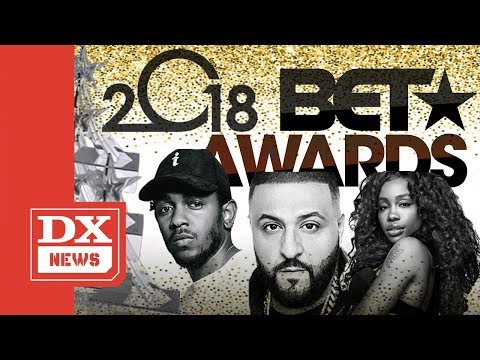 Kendrick Lamar, DJ Khaled & SZA Lead 2018 BET Award Nominations