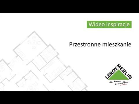 Przestronne mieszkanie (video)