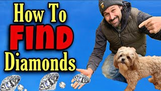 They Actually Found a Real Diamond Mining Arkansas Crater of Diamonds