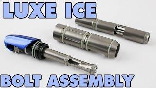 Маркер DLX Luxe Ice