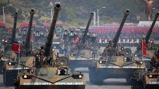 Bắc Hàn biểu dương lực lượng trước giờ Nam Hàn khai mạc Thế Vận Hội