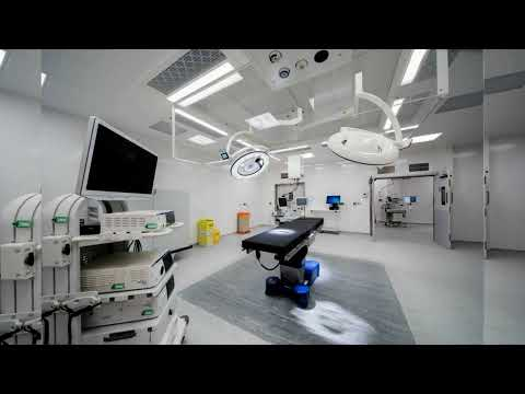Operating Room Ceiling System Supplier
