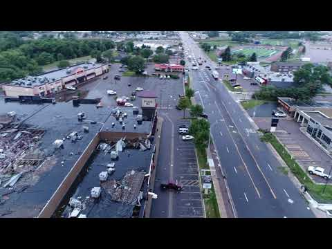 2019-09-11   Tornado Damage 9-10-2019 Sioux Falls, South Dakota