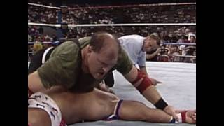 Sgt. Slaughter On Vince McMahon Pitching Heel Turn, Death Threats, Which President Was A Fan Of His