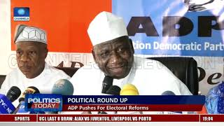 Imo AA Gov'ship Candidate Seeks Probe Of INEC's Conduct  Politics Today  - YouTube