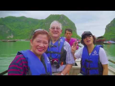 Beautiful Halong Bay Cruise (2 days - 1 night)