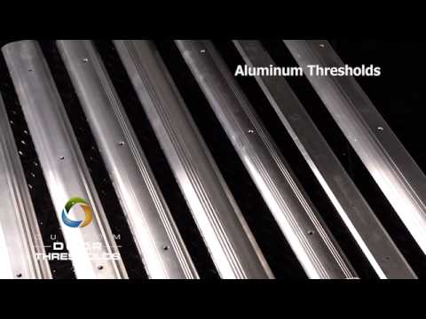 Aluminum Door Thresholds