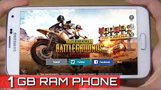[1GB RAM] HOW TO PLAY PUBG IN 1GB RAM PHONE||100% WORKING LATEST TRICK