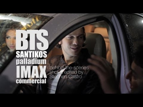 Behind the Scenes - Santikos Palladium Commercial