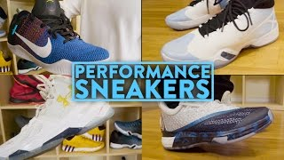BEST BASKETBALL PERFORMANCE SNEAKERS IN THE NBA