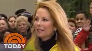 Kathie Lee's First TODAY Broadcast | Archives | TODAY