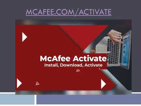 How to install/download McAfee to your device?