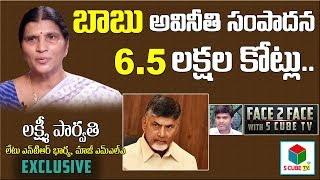 Chandrababu earned Rs 6.5 lakh crore through corruption, a..