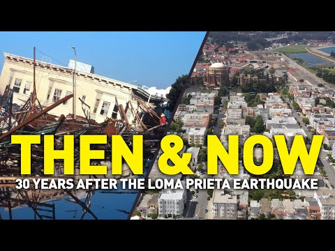 Then & Now: How the Bay Area Changed After Loma Prieta Earthquake