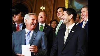Republicans Finalize Their 'F*ck Everyone Who Isn't Rich' Tax Bill