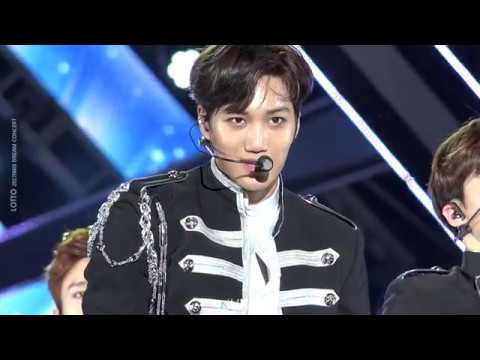 170603 dream concert_lotto(kai focus)