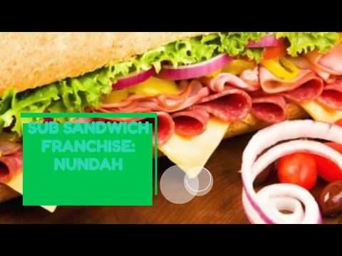 SUB SANDWICH FRANCHISE IN NUNDAH, BRISBANE- Business for Sale - Takeaway Food