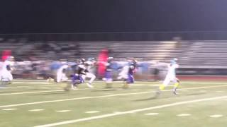 Jalen Conwell transforms short catch into long TD