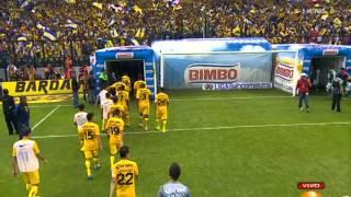 Final Y Festejo Completo America VS Leon Estadio Azteca 3 - 1 Apertura 2013 Liguilla Liga mx
