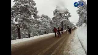Raquetas de nieve2
